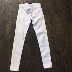 Flying Monkey white jeans, size 25